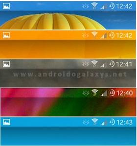 Aggiornamento Android L