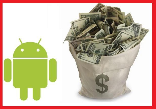 Applicazioni Android ricavi
