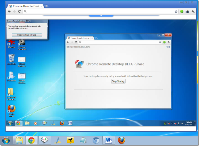 Chrome Remote Desktop per Linux, presentata la versione