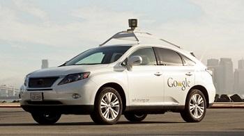 Google sperimenta automobili automatiche