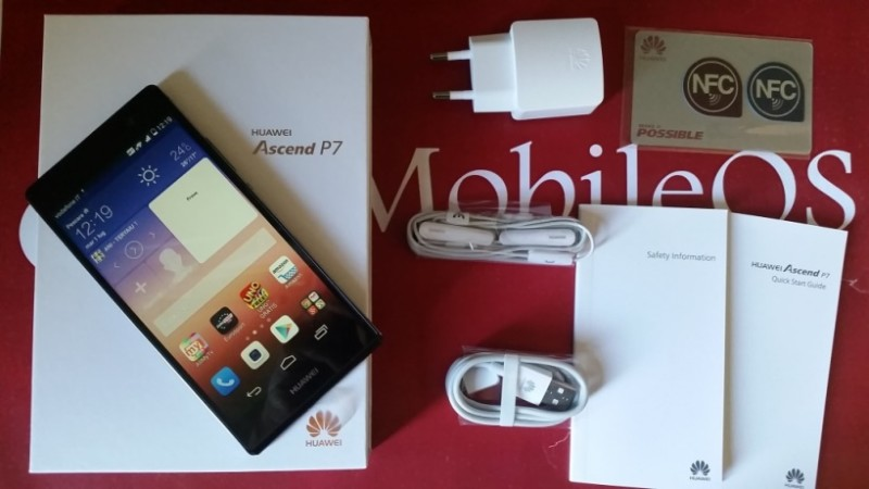 Huawei Ascend p7 2
