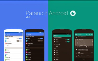 Paranoid Android 4.42