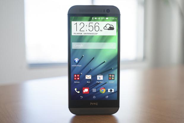 Aggiornamento HTC One M8