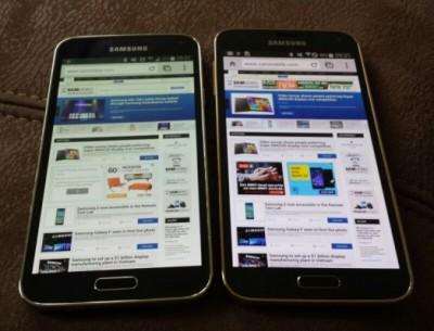 Galaxy S5 A-LTE