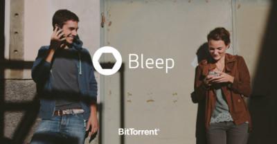 Bleep-Banner
