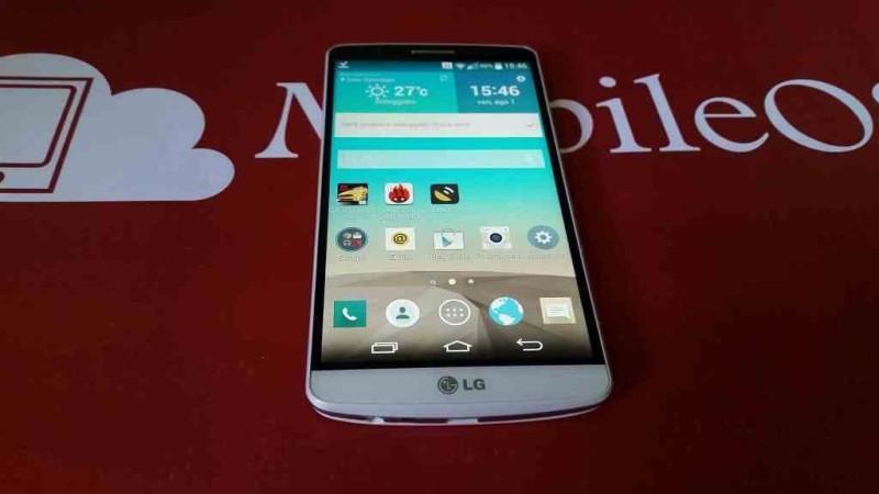 Recensione LG G3 B 016