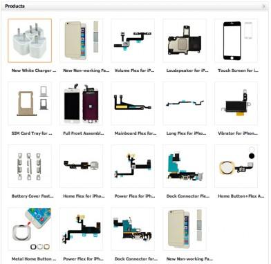 Apple iPhone 6: Spuntano fuori foto delle componenti