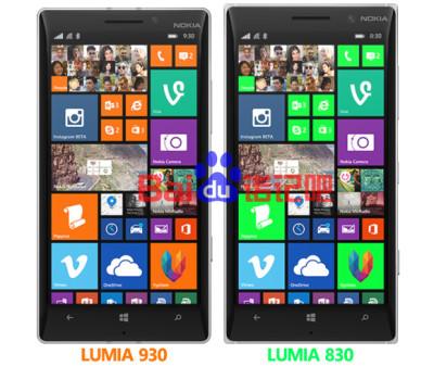 lumia 930 vs lumia 830