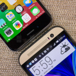 Apple iPhone 6 vs HTC One M8