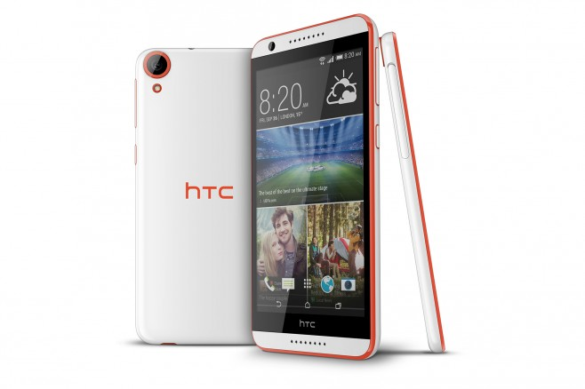 Marshmallow HTC Desire 820