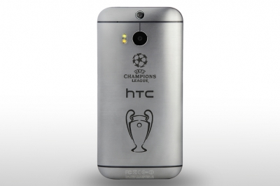 HTC One M8 Champions League Edition