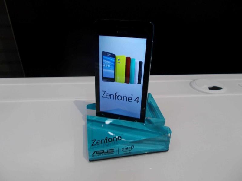 IFA 2014 Asus ZenFone 002