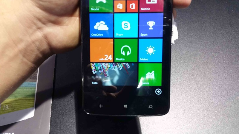 IFA 2014 NGM Harley - Davidson PRIMO WINDOWS PHONE 8.1 DUAL SIM IN ITALIA 003