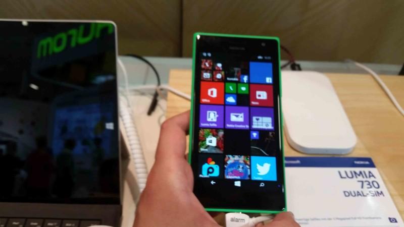IFA 2014 Nokia Lumia 730 dual sim