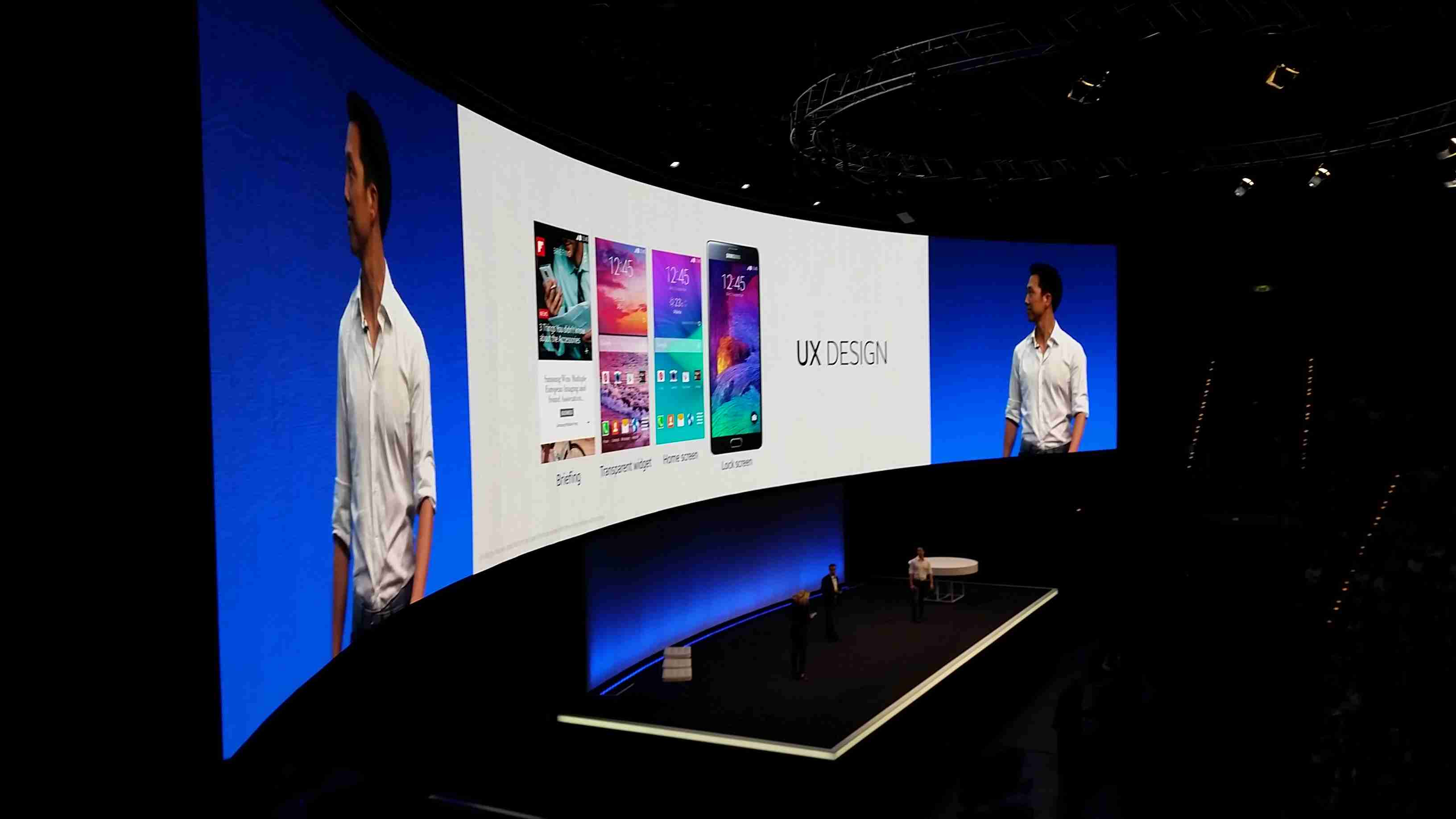 IFA 2014 Sasmung Galaxy Note 4 002