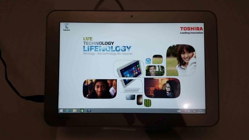 IFA 2014 Toshiba Encore 2 10 003