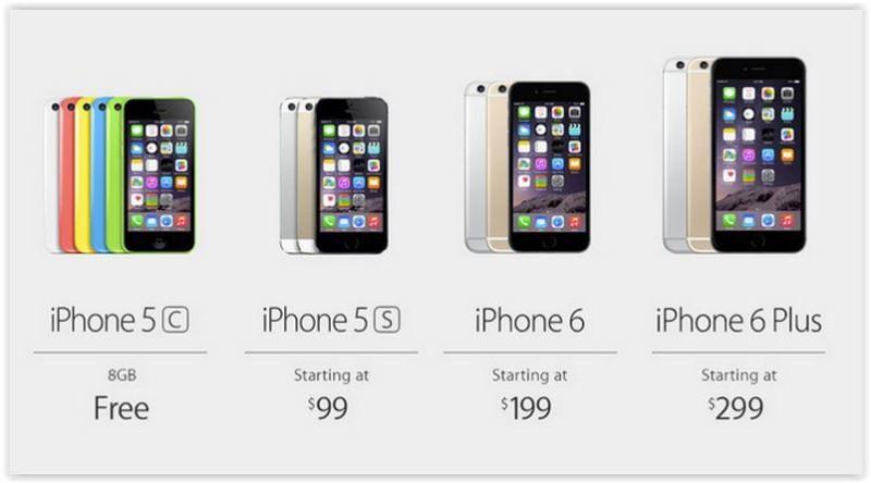 Uscita E Prezzo Iphone 6 E Iphone 6 Plus Tim Vodafone 3 Amazon Mediaworld E Altri Mobileos It