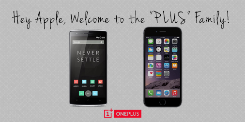 Oneplus-iphone6
