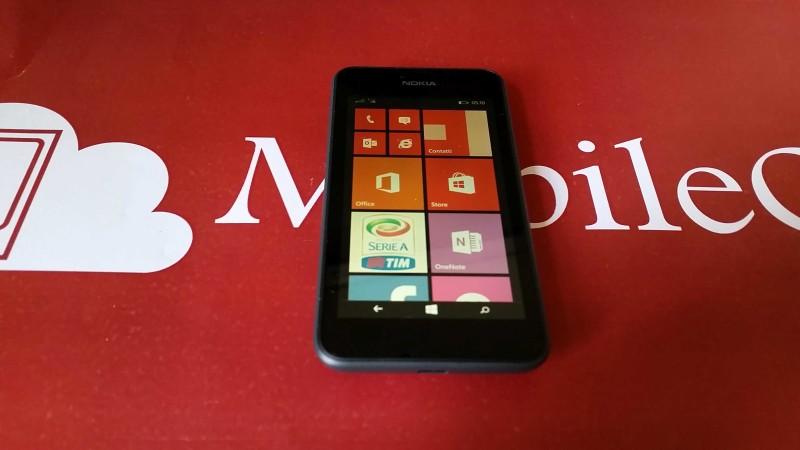 Recensione Nokia Lumia 530 002