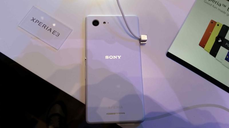 Sony Xperia E3 001