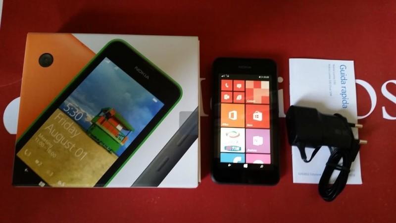 Unboxing Nokia Lumia 530