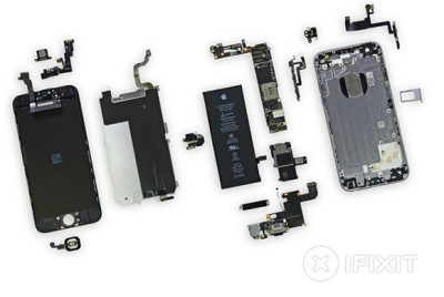 iphone 6 teardown