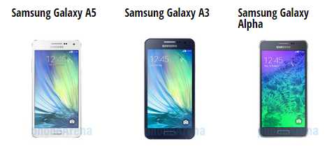 Samsung Galaxy A5 VS Samsung Galaxy A3 VS Samsung Galaxy Alpha (4)