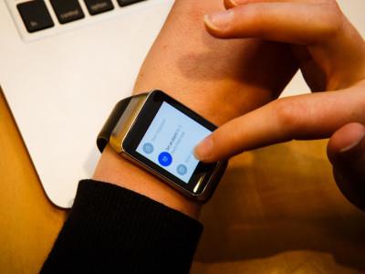 Smartwatch-samsung-gear-live