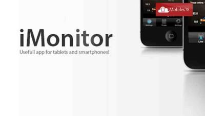 iMonitor: Widget per controllare lo stato del tuo iPhone
