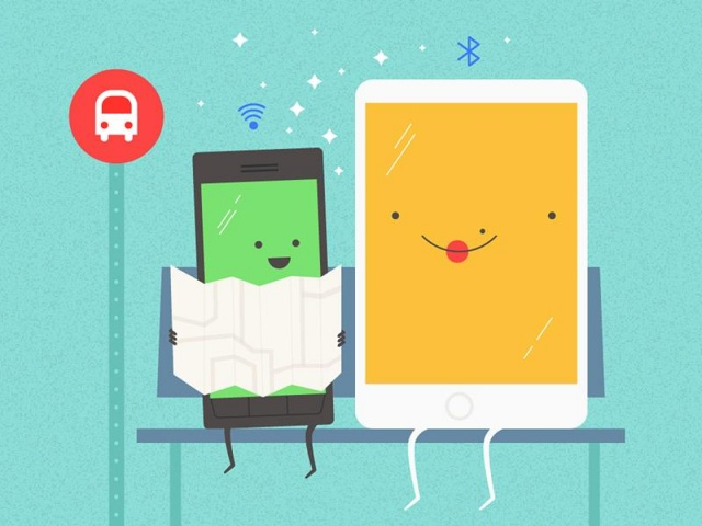 Android Copresence