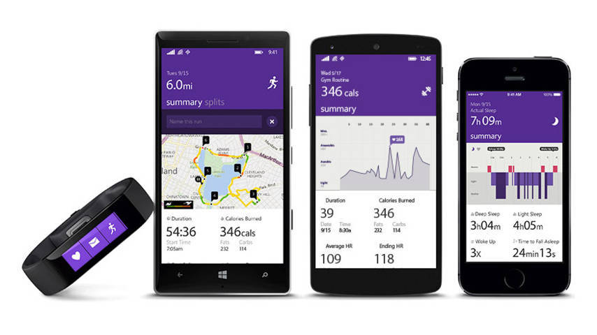 Microsoft-Band-Windows-Phone-iOS-Android