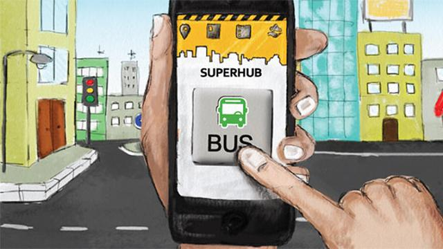 Superhub-applicazione