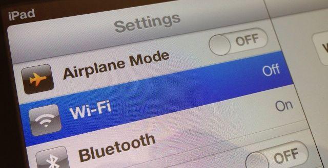 WiFi-iphone