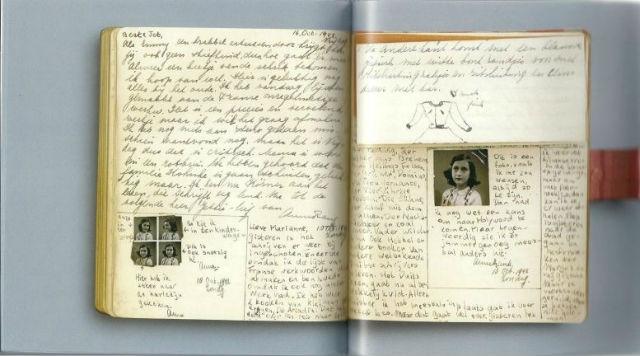App Diario di Anna Frank