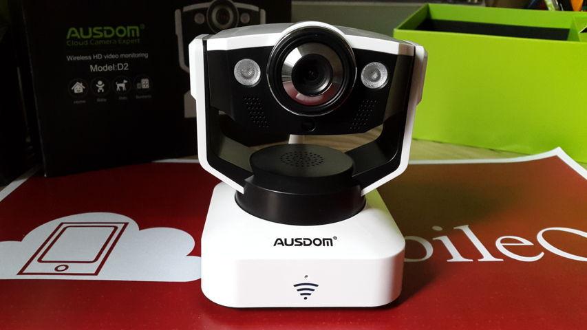 Recensione Ausdom D2 - Telecamera di Sorveglianza 2014-12-27 14.24.34