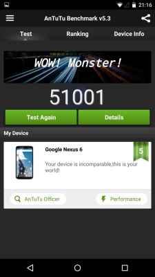 Video Anteprima Google Nexus 6 003