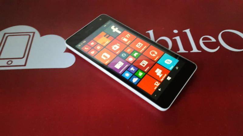 Video Recensione (Nokia) Microsoft Lumia 535 2014-12-12 16.23.28