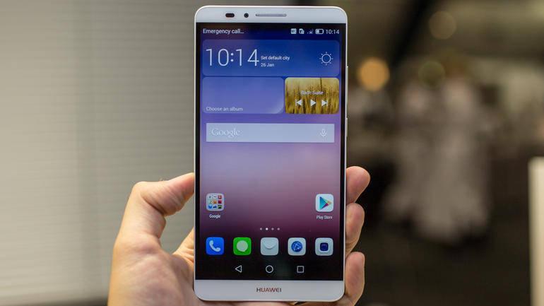 Hiawei Ascend Mate 8 Huawei Ascend Mate 8