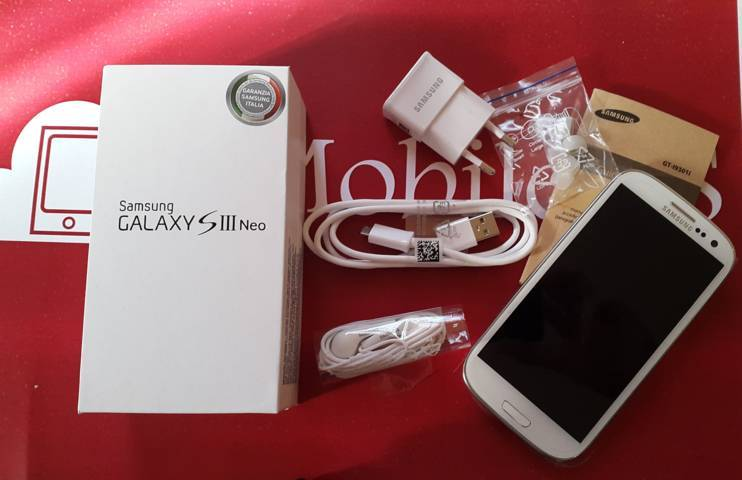 Unboxing Samsung Galaxy S3 Neo 2015-01-08 12.45.13