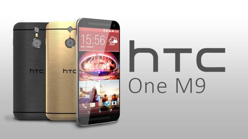 HTC One M9 HTC One M9