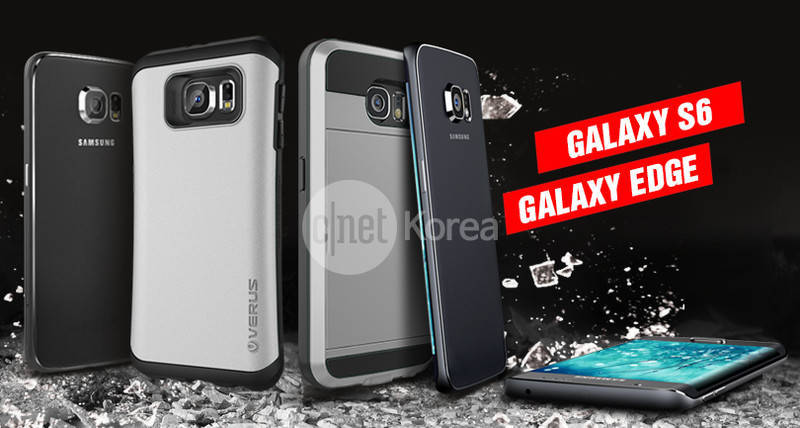 Samsung Galaxy S6 Edge ed S6 Eccoli in Immagini