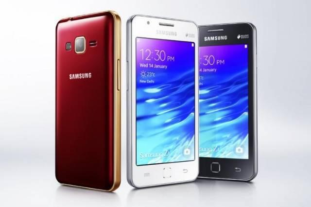 Samsung Z1 Samsung z1