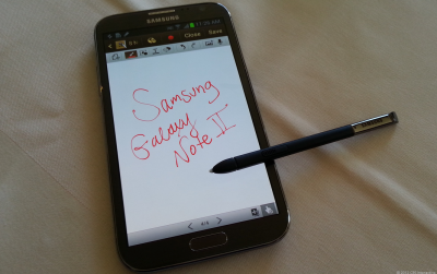 SamsungGalaxyNote2_writing_takenwithGN2 windows 10 smartphone