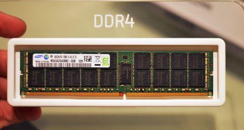 Smartphone Samsung DDR4