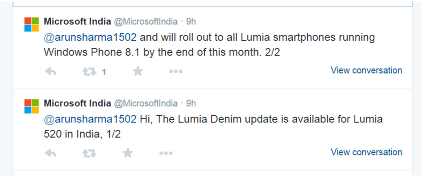 Tutti i Lumia Avranno l'Aggiornamento Lumia Denim