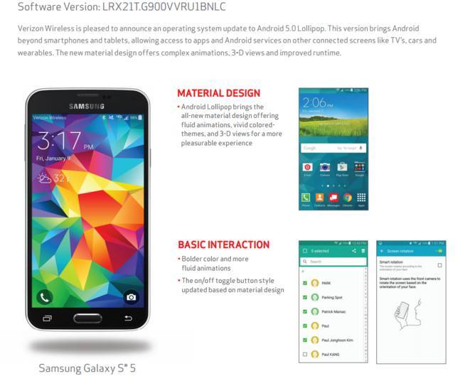 Verizons-Samsung-Galaxy-S5-gets-a-taste-of-Android-Lollipop