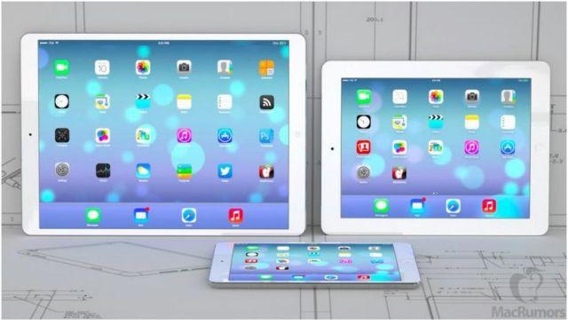 Produzione iPad Pro