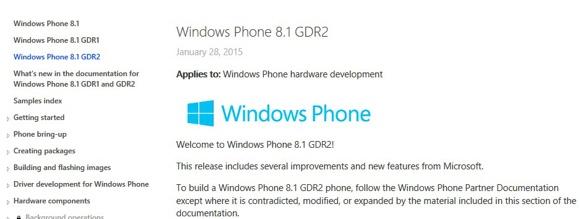 windows phone gr2