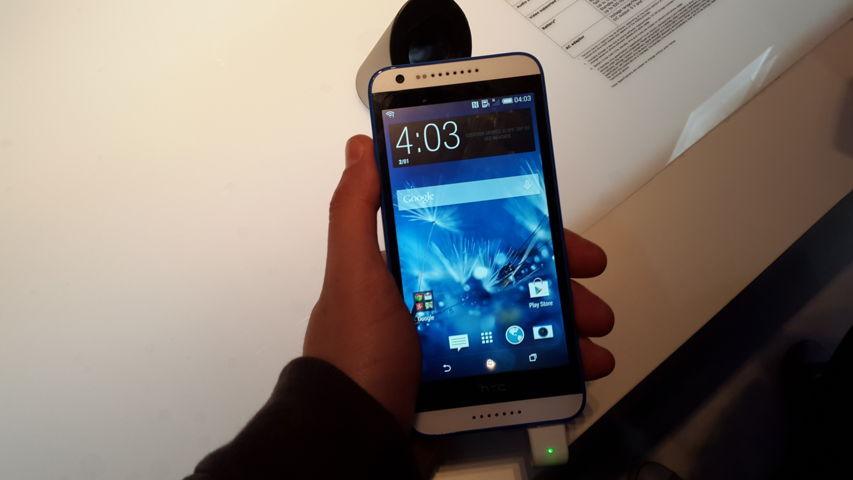MWC 2015 HTC Desire 620 e 820 20150303_113703