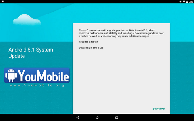 Nexus-10-receives-Android-5.1-update-OTA